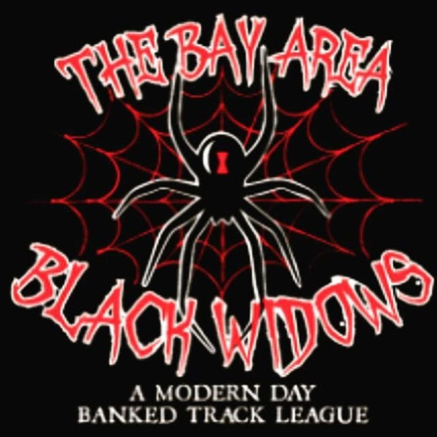 Bay Area Black Widows - Banked Track Roller Derby