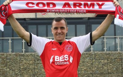 Dean Marney – Fleetwood Town FC
