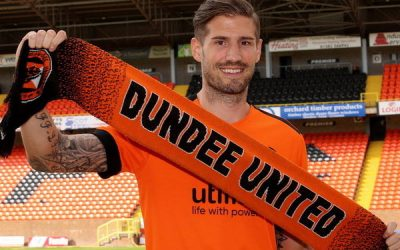 Frederic Frans – Dundee United FC