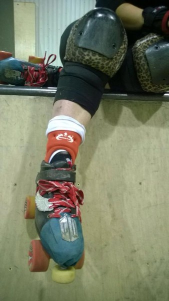 Roller Derby Ankle Protection • Armourflex Sport